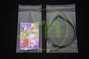 SELF ADHESIVE PLASTIC ( 10X16CM & 12X16CM) Image