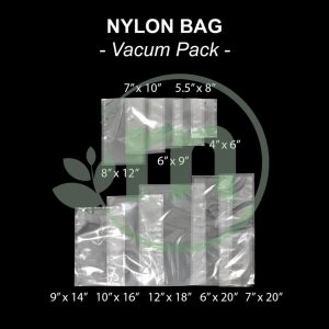 NYLON VACUUM BAG Image