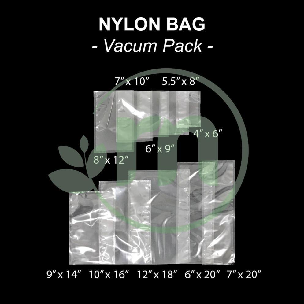 NYLON VACUUM BAG Image