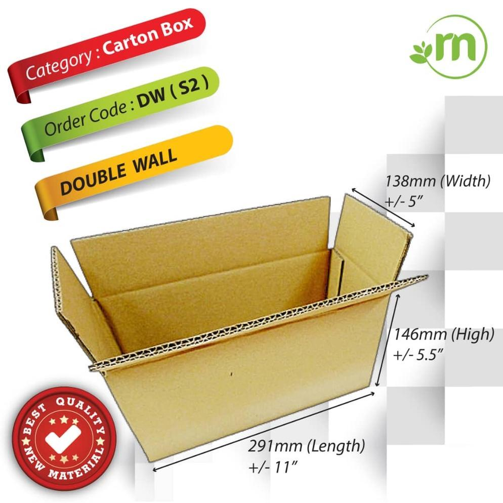 CORRUGATED CARTON BOX Image